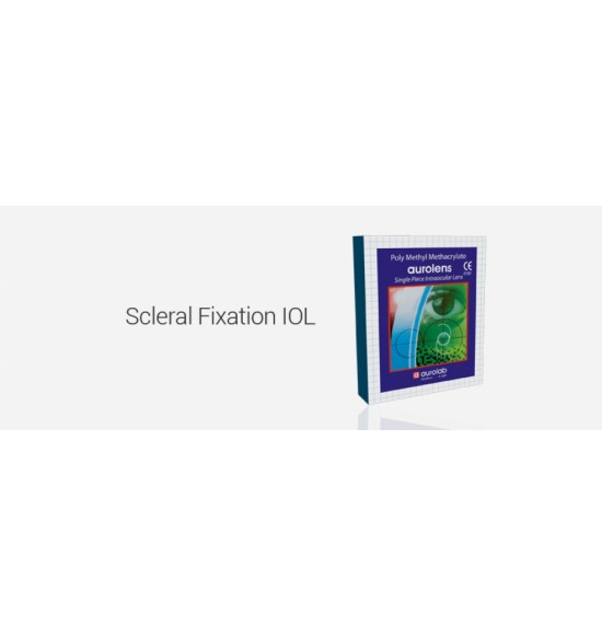 Scleral Fixation IOL